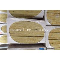Buy cheap Basalt Rockwool Board Refractory Insulation Size 1200 × 600 × 100MM from wholesalers