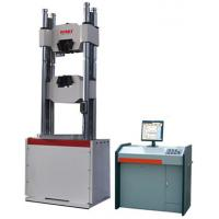Buy cheap Electro-hydraulic Universal Testing Machine for 2000KN with Computer Display from wholesalers