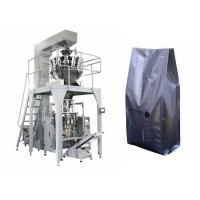 Wholesale High Speed Food Pouch Packaging Machines , Coffee Vertical Form Fill Seal Machine from china suppliers