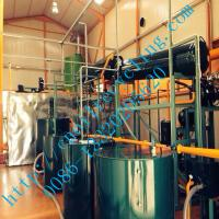 Zsa 10 used oil recycling machine small capacity engine for Used motor oil recycling equipment