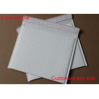 Wholesale Poly Bubble Shipping Envelopes 10.5 * 15 Inch Small Volume For Postage Savings from china suppliers