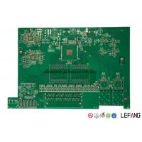 Wholesale 4 Layers FR4 PCB Board Green Solder Mask Automotive Display with UL Approved from china suppliers