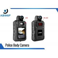 Quality Waterproof Police Officers Wearing Body Cameras Ambarella A7L30 Chip for sale