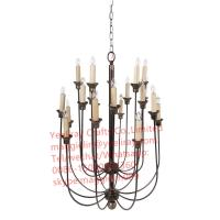 Wholesale YL-L1014 lighting decorative metal chrome iron chandelier hanging lights from china suppliers