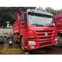 Wholesale 20 Cubic Meters Used Commercial Dump Trucks 375 Hp Horse Power CE Standard from china suppliers