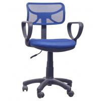 China Mesh back computer chair swivel office chair with arm on sale