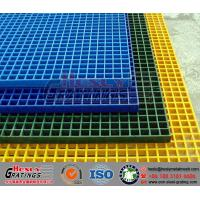Wholesale 50X50mm Fiberglass Reinforced Grating from china suppliers