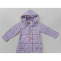 Wholesale 2012 Girls Long Hoodie Jacket from china suppliers