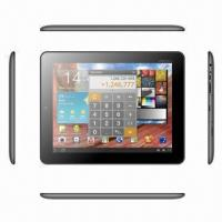 Wholesale 10.1-inch Quad-coreTablet PCs with Aluminum Housing from china suppliers