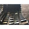 Mini Excavator Rubber Digger Tracks  260 X 55.5 X 78mm For Yanmar B25va Vio25.5 for sale