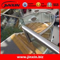 Wholesale Stainless steel spiral staircase prices railing design from china suppliers
