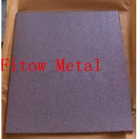 China sintered metal particulate filter for hot gas separation on sale