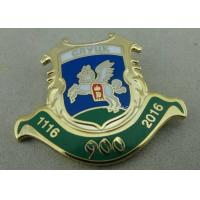 Buy cheap Awards Enamel Lapel Pin Personalized Hard Enamel Metal Pin Badges For Army from Wholesalers
