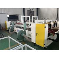 China 13.45kw Power Automatic Carton Box Stitching Machine For Corrugated Paperboard for sale