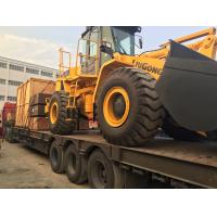 Wholesale 5 Ton Pilot Control Compact Wheel Loader Weichai WD10G220 Engine from china suppliers
