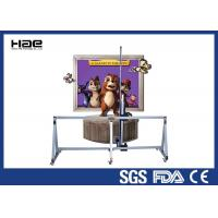 Buy cheap 3D DIY Wall Inkjet Printer , Wall Poster Printing Machine For Outdoor / Indoor from wholesalers
