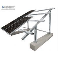 Quality High Corrosion Resistance Solar Roof Mounting Systems Mid Clam / End Clamp / Rail / Hook / Block for sale