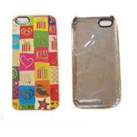 China plastic mobile phone case for iphone5, PC phone cases for sale