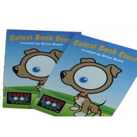Wholesale 4 color Childrens Offset Book Printing  from china suppliers