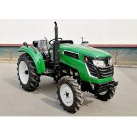 China Agriculture Four Wheel Tractor 150 Hp Diesel Engine With Front Loader / Backhoe on sale