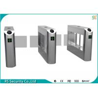Wholesale Bidirectional Swing Barrier Gate RFID Reader Turnstile Subway Gate from china suppliers