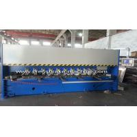 Buy cheap Automatic V Groove Cutter CNC V Cutting Machine 380V 50HZ 3Ph Air Compression from Wholesalers