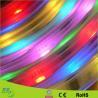 Home Indoor Lighting Led Ribbon Tape , 18lumen / 20lm Multi Color Led Strip for sale