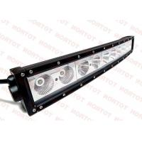 China 22 Inch Off Road 4X4 UTV Led Light Bar 100W Led Light Bar with Spot Beam on sale