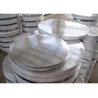 China High Plasticity 3004 Aluminum Circle Sheet , Cold Rolled 3003 Aluminum Disc on sale
