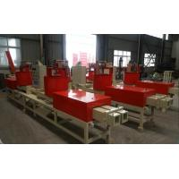 Wholesale Wood Chips Pallet Block Hot Press Machine for size 70-145mm block making from china suppliers