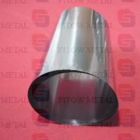 Buy cheap R04210-2/RO4261-4 R04200-1 high pure cold rolling Foil, sheet, plate made of Niobium from wholesalers