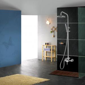 China Stainless Steel 304 Brushed Nickel Bathroom Fittings on sale