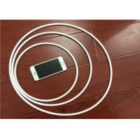 China Corrosion Resistant  Plastic Molded Parts Ptfe O Ring /  Ring Gasket on sale