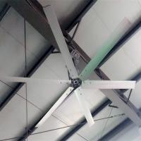 China AWF-21 2100mm 7 Foot Ceiling Fan , Small Size Workshop HVLS Ceiling Fan on sale