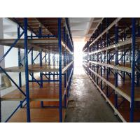 Wholesale High Density Metal Long Span Shelving Electro Static Dusting Spray For Office Area from china suppliers
