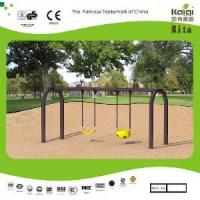 Wholesale Outdoor Swing Set (KQ10192A) from china suppliers