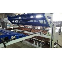 Wholesale Steel Grating Welding Machine , Wire Mesh Equipment For Construction Industry from china suppliers