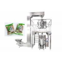 Buy cheap Automaitc Raisin Packaging Machine, With 10 Heads Weigher,10g-1000g from wholesalers