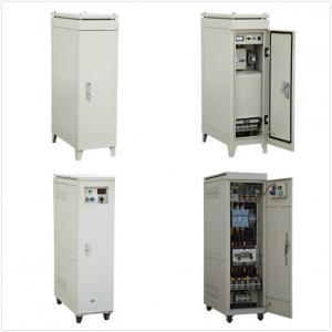 Wholesale Single Phase Servo Controlled Voltage Stabilizer base on 10KVA/20KVA/30KVA/50KVA from china suppliers