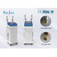 China MRF SRF Micro needling acne scars treatment fractional rf thermage equipment for sale on sale
