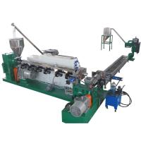 Wholesale PE Plastic Waste Recycling Machine , Cooling Plastic Recycling Granulator Machine from china suppliers
