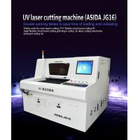 Automatic Ceramic UV Laser Cutting Machinery / Laser Die Cut Machine