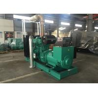 300KW / 375KVA Water Cooled Open Diesel Generator With Cummins Engine for sale