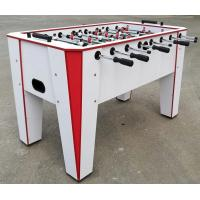 Quality Supplier Standard Soccer Game Table MDF Game Table Steel Play Rod ABS Player for sale