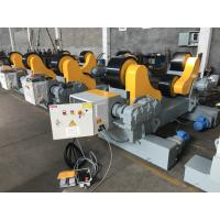Buy cheap Vessels Pipe Welding Turning Rolls Wireless Control Tank Welding Equipment from Wholesalers