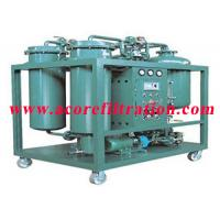 Wholesale High Vacuum Turbine Oil Purification System from china suppliers