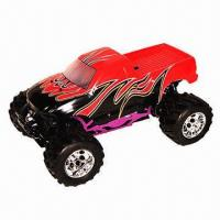 China 1:5 Scale Gas Powered Large Monster RC Car, 530ml Capacity  on sale