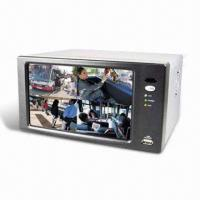 Wholesale 7-inch H.264 Standalone DVR with PTZ Camera Control and 4 Channels, Supports Multiple Languages from china suppliers
