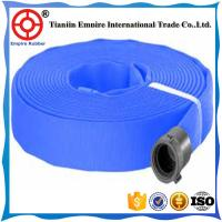 Wholesale Working pressure 5-12bar industry rubber flexible water garden hose 12,000 p from china suppliers