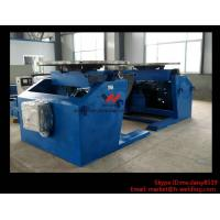 Wholesale 10000Kg Standard Pipe Welding Turntable Positioner For Petro-Chemical Industry from china suppliers